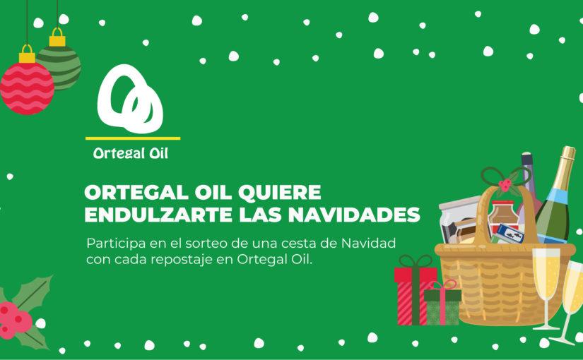 ORTEGAL OIL QUIERE ENDULZARTE LAS NAVIDADES