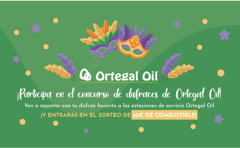 EL CARNAVAL SIGUE VIVO EN ORTEGAL OIL 🎭